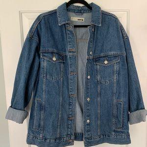 Topshop Demin Jacket